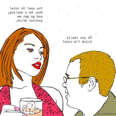 Hur får man en dejt