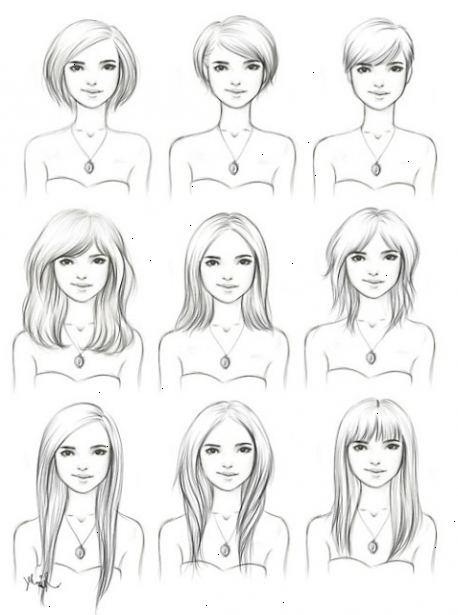 låta håret växa