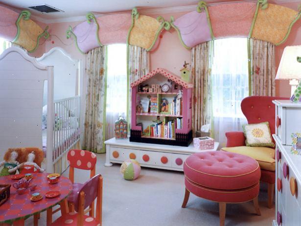 Hur att dekorera ditt rum som barn – WKA