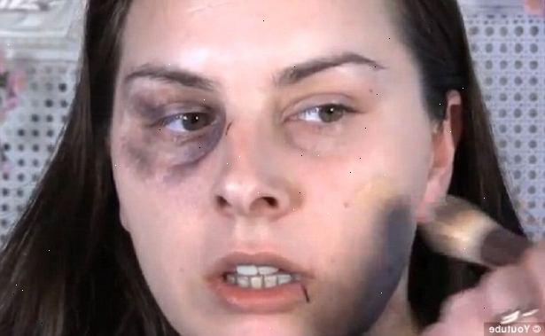 rivsår i ansiktet ärr